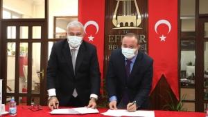 Efeler Belediyesi ile ADÜ arasında eğitim işbirliği protokolü imzalandı