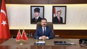 AydınValisi Aksoy'un Jandarma Teşkilatı'nın 182. Kuruluş Yıldönümü mesajı