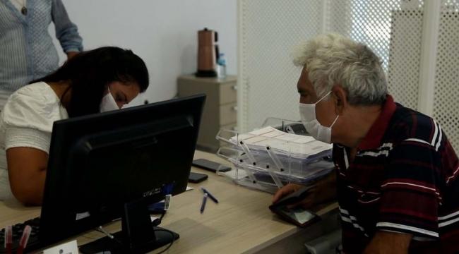 Efeler Kariyer Merkezi'ne 4 günde 480 kişi başvurdu
