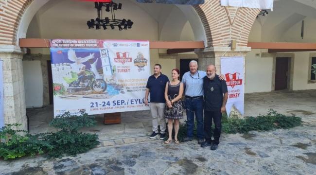 FIM Mototour of Nations TURKEY Kuşadası'nda Yapılacak