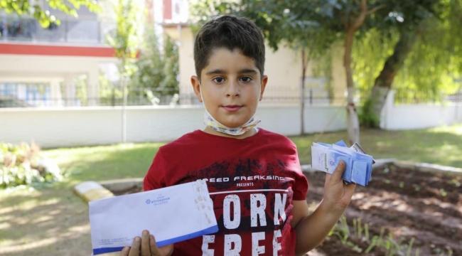 AydınBüyükşehir Belediyesi Otizmli çocukların yanında