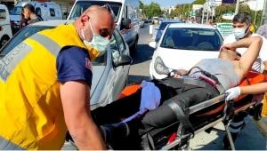 Aydın'da kafe ortakları arasında silahlı kavga: 2 yaralı
